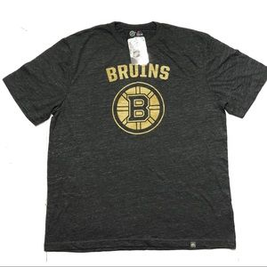 NHL Boston Bruins T-shirt NWT XL